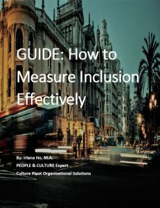 Guide: How to Measure Inclusion Effectively, culturepivotsolutions.com